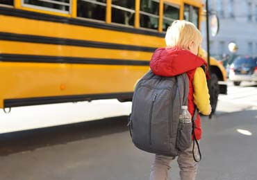 A solution to keep track of school buses in real-time