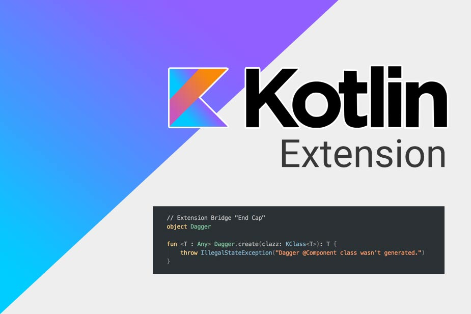 Kotlin Extension