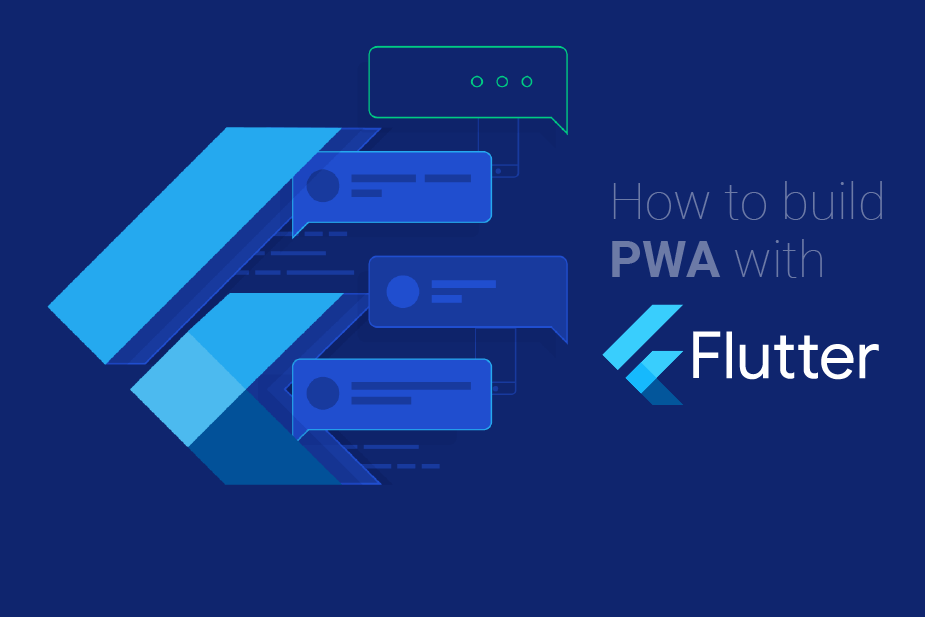 How to build PWA with Flutter