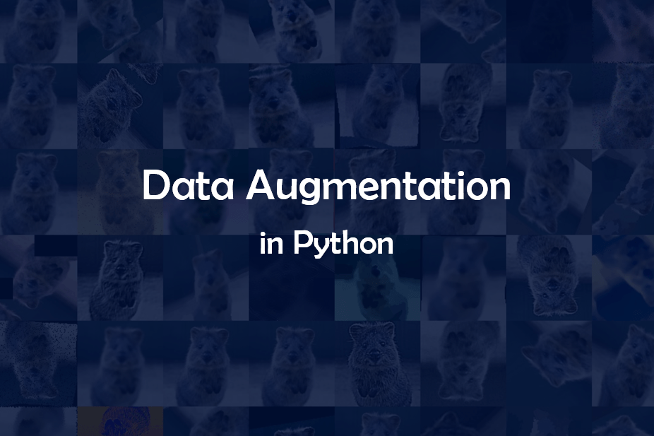 Data Augmentation in Python