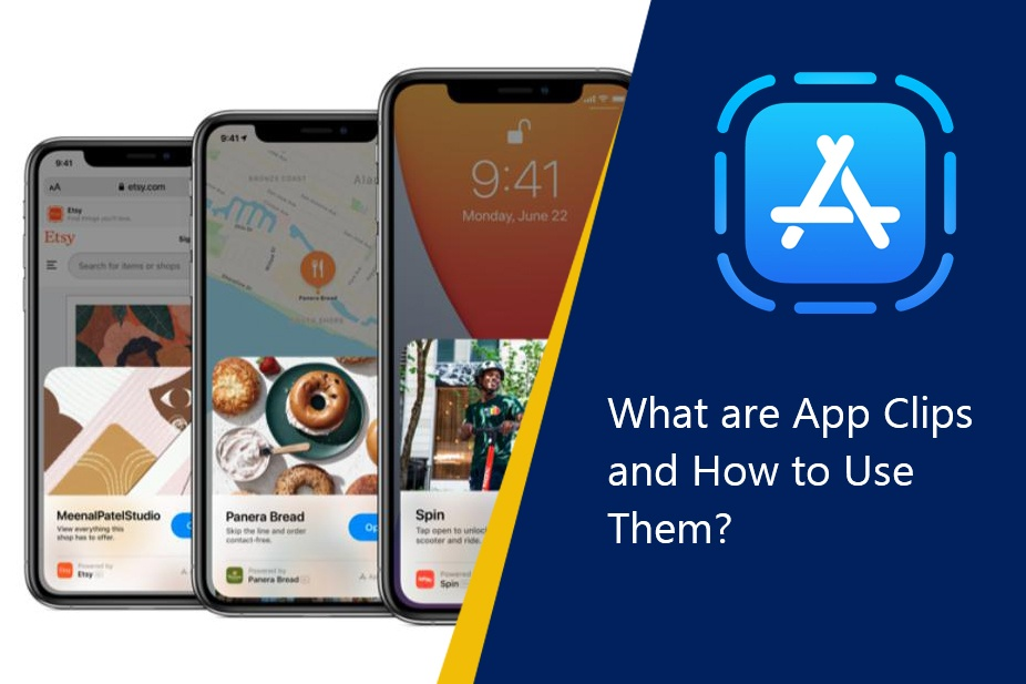 What are App Clips and How to Use Them?