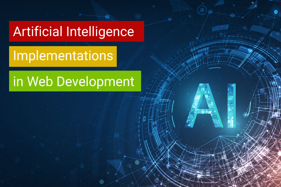 Artificial Intelligence Implementations in Web Development
