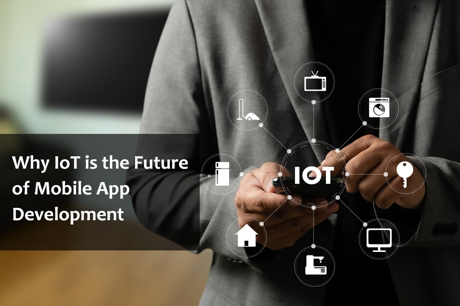 Why IoT is the Future of Mobile App Development